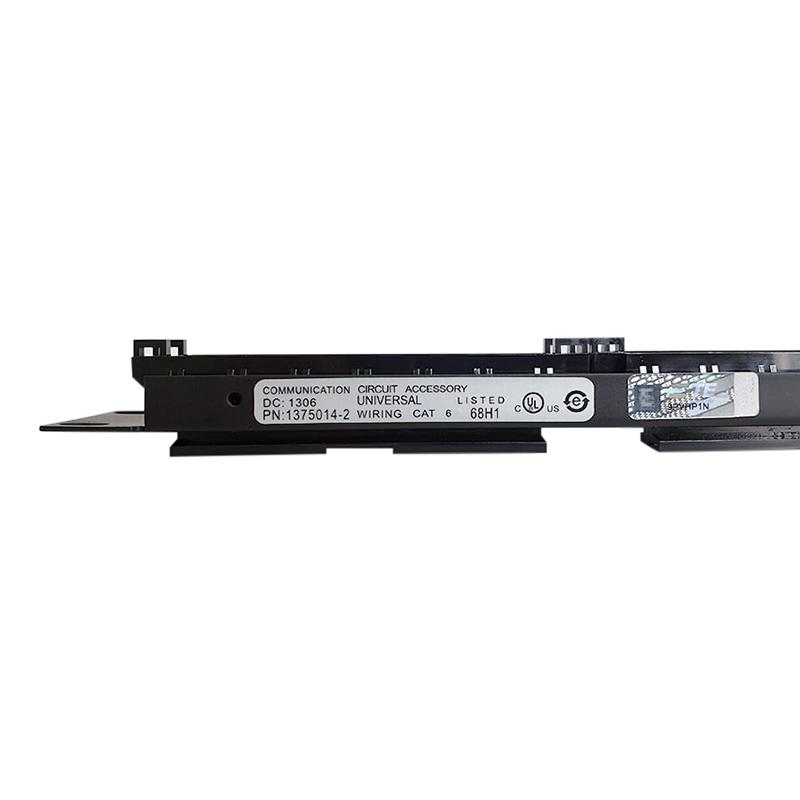Patch panel cat5e 24 port AMP (Commscope) 1479154-2 / CPP-UDDM-SL-1U-24 - Hàng chính hãng