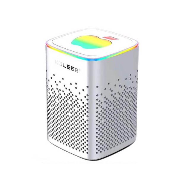 Loa bluetooth KOLEER S818 công suất 5W âm thanh siêu hay- hỗ trợ thẻ nhớ/USB/AUX/FM (màu ngẫu nhiên) Hàng nhập khẩu