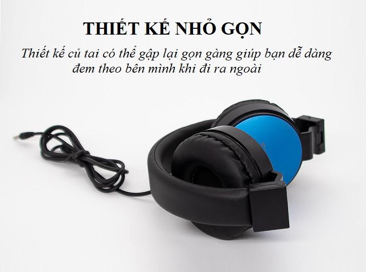Tai Nghe Có Dây S.5225 - Hàng Nhập Khẩu (Giao Màu Ngẫu nhiên)