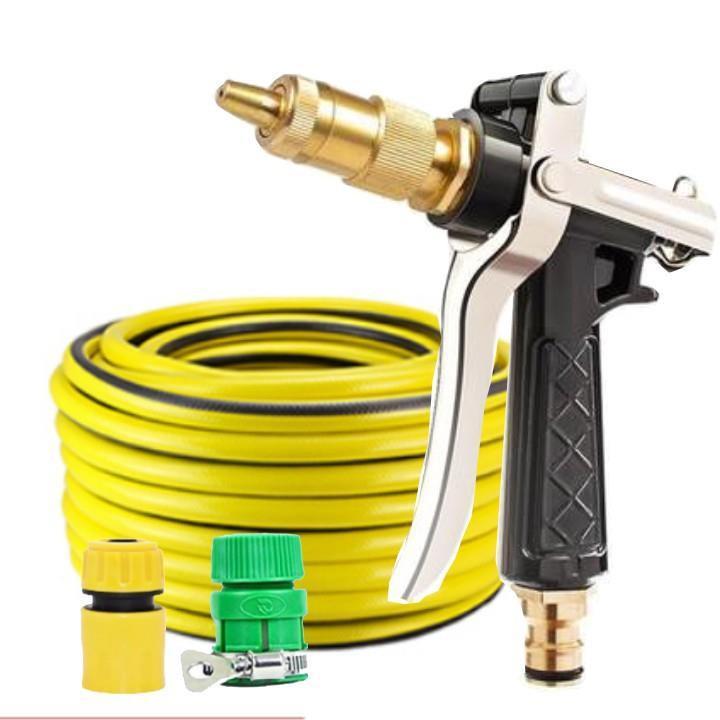 Vòi xịt tăng áp rửa xe,tưới cây chuyên nghiệp tăng áp lực nước loại 5m 206400