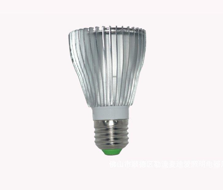 Đèn led trồng cây chuyên nghiệp tản nhiệt thép 30W - E27 MDA30