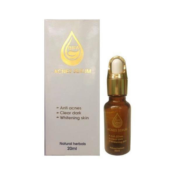 Serum hỗ trợ trị mụn và dưỡng da Bifa