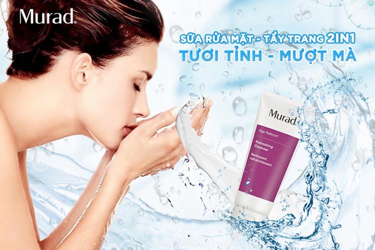Refreshing Cleanser MuradVietnam