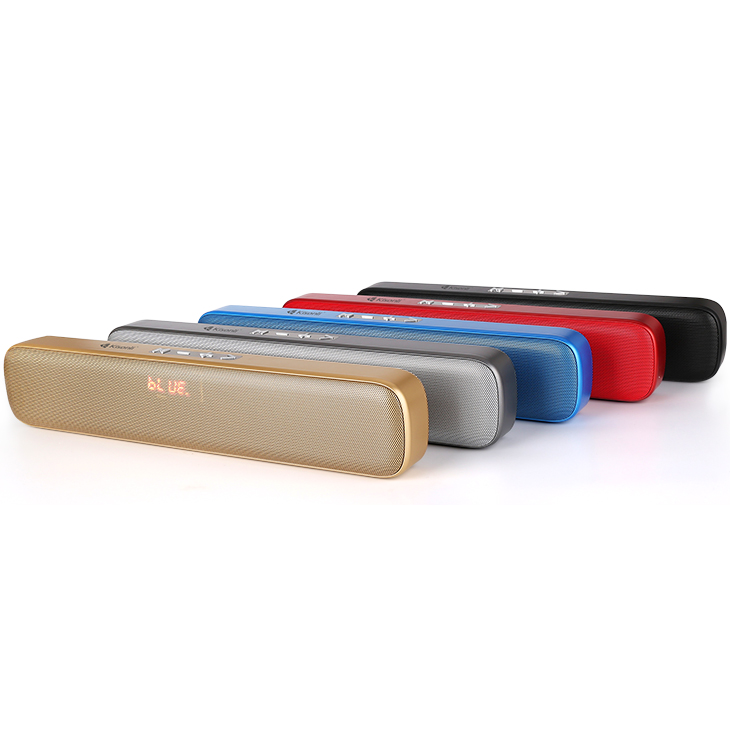 Loa Bluetooth Âm Thanh Chuẩn Kisonli S4 ( Màu Ngẫu Nhiên) - HÀNG CHÍNH HÃNG