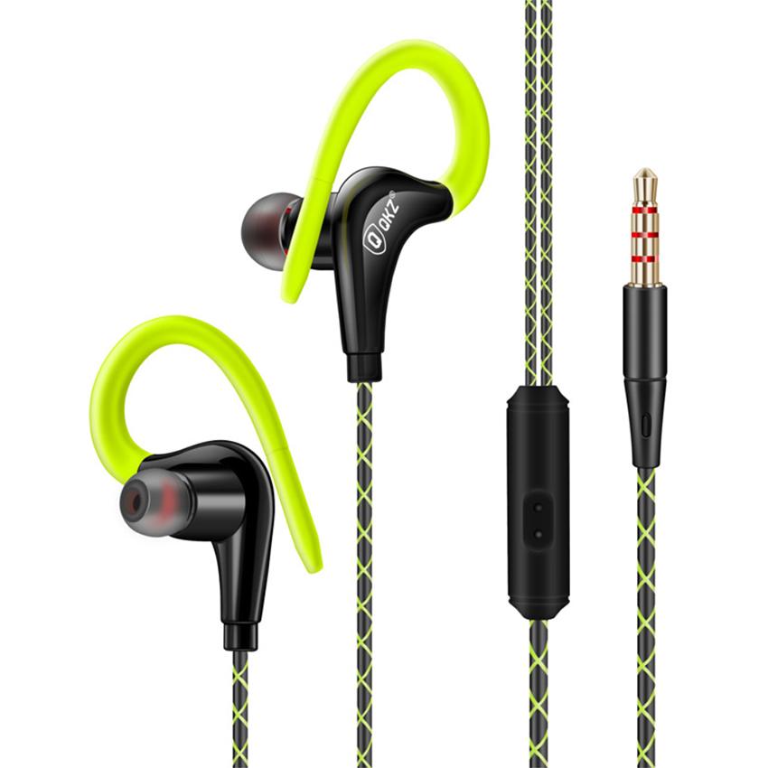 Tai Nghe Thể Thao On-ear QKZ DM500 Earhook Sport (dây móc trên vành tai) - Hàng chính hãng