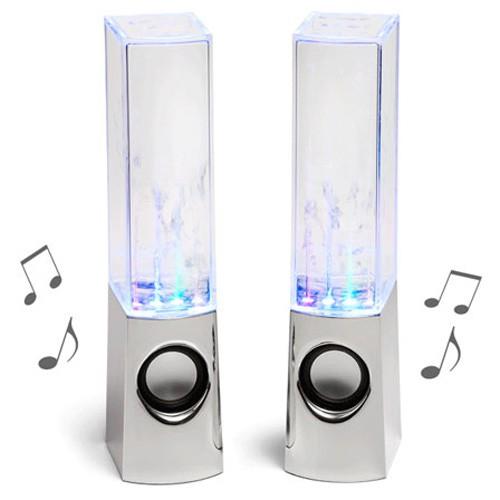 Bộ Loa Nhạc Nước 3D 2.0 - Phun Nước Theo Điệu Nhạc