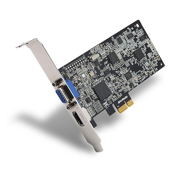 Card ghi hình Nội soi, siêu âm AverMedia  HD (CD311) Hàng chính hãng