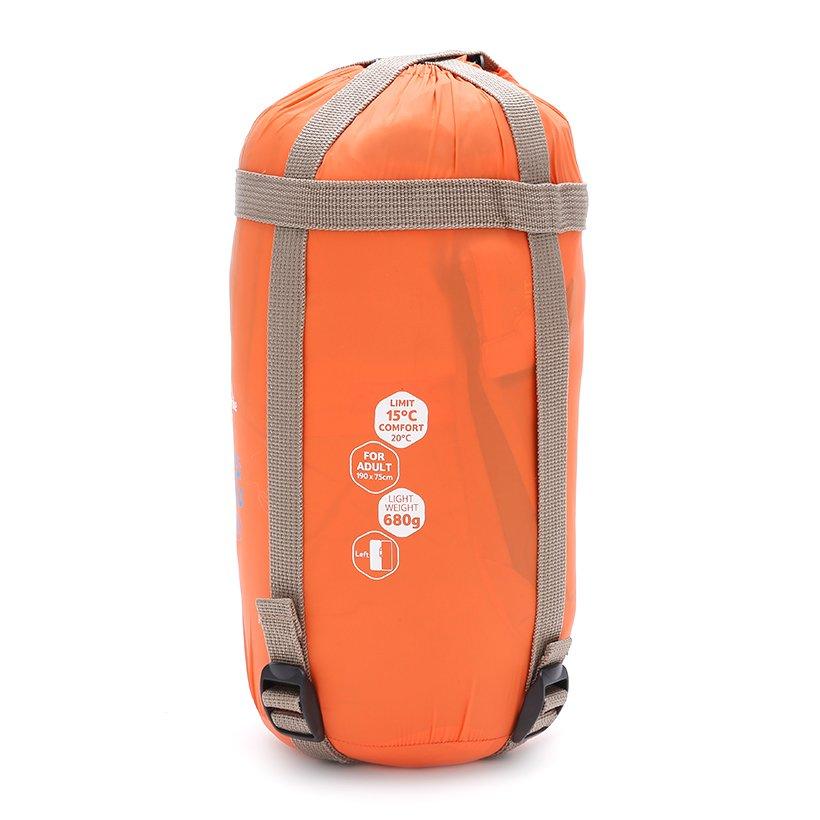 Túi ngủ gấp gọn LW180 giữ nhiệt tốt, chịu mức nhiệt từ 8-15 độ - cam - 23231813 , 4415665955507 , 62_12099531 , 495000 , Tui-ngu-gap-gon-LW180-giu-nhiet-tot-chiu-muc-nhiet-tu-8-15-do-cam-62_12099531 , tiki.vn , Túi ngủ gấp gọn LW180 giữ nhiệt tốt, chịu mức nhiệt từ 8-15 độ - cam