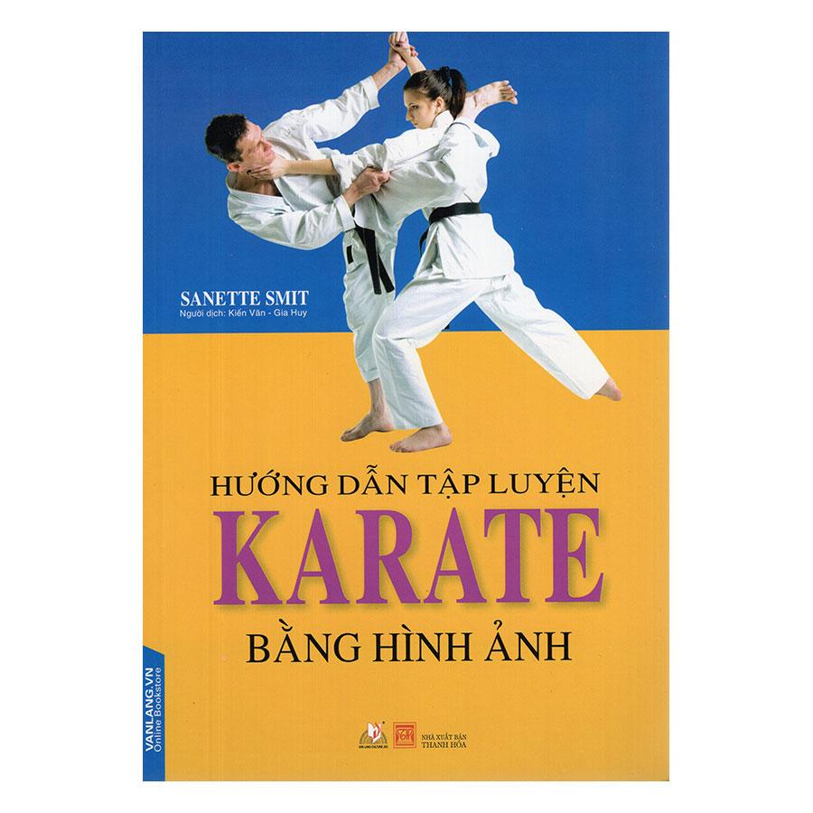 Hướng Dẫn Tập Luyện Karate Bằng Hình Ảnh