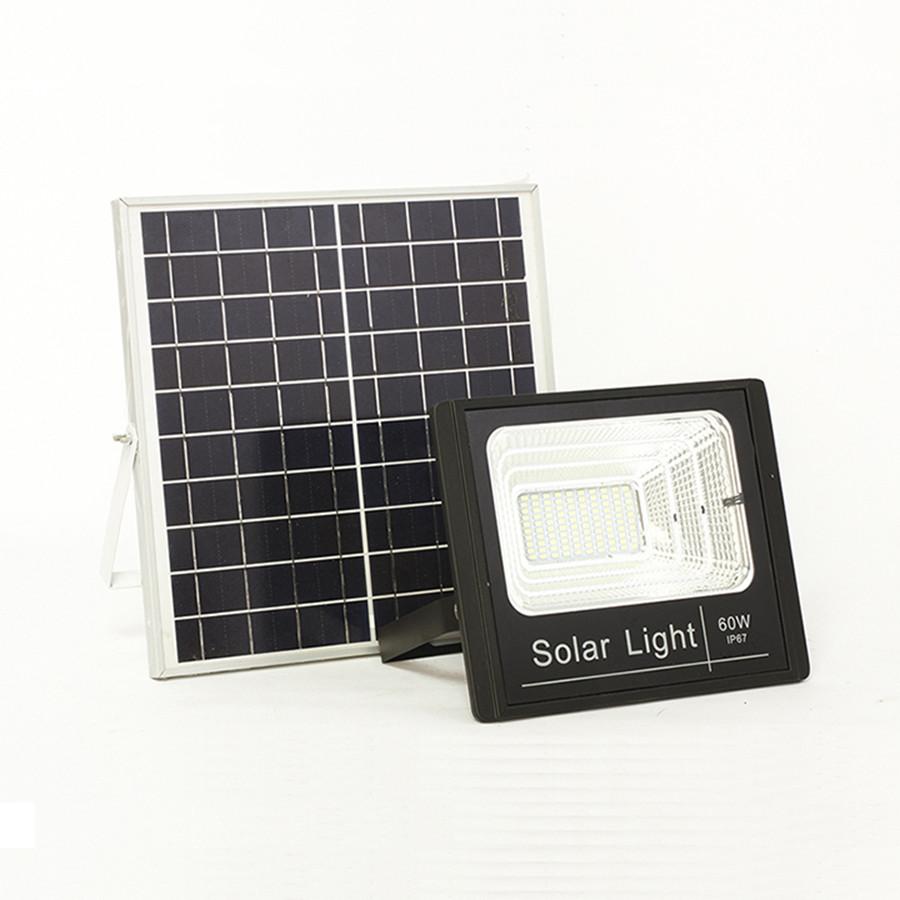 Đèn LED năng lượng mặt trời 60w