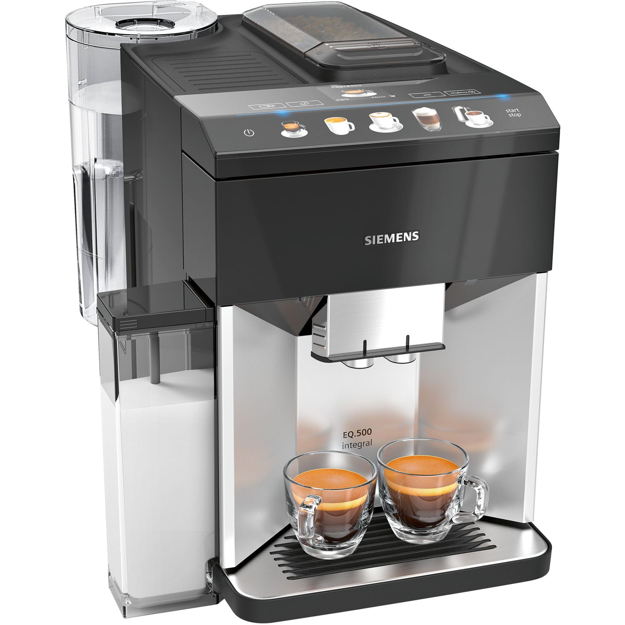 Máy Pha Cafe Tự Động Siemens TQ503D01  EQ.500 - Nhập Khẩu Từ Đức