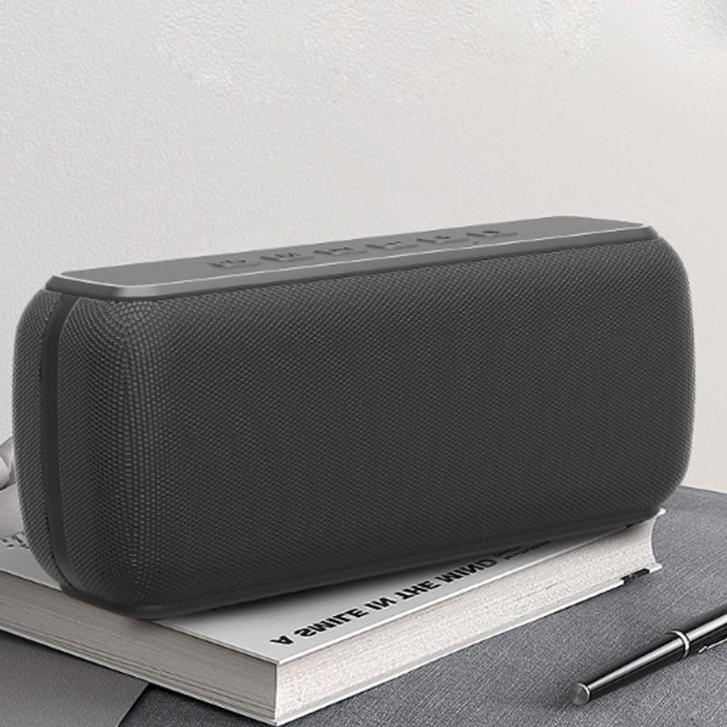 Loa Bluetooth 60W Nghe Nhạc Kết Nối Không Dây Âm Thanh Siêu Trầm PKCB - Hàng Chính Hãng