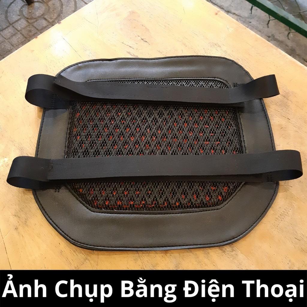 Lót Yên Xe Máy  Lót Yên Xe Máy Chống Nóng Khi Ngồi Lâu Trên Yên - Hàng Việt Nam Xuất Khẩu