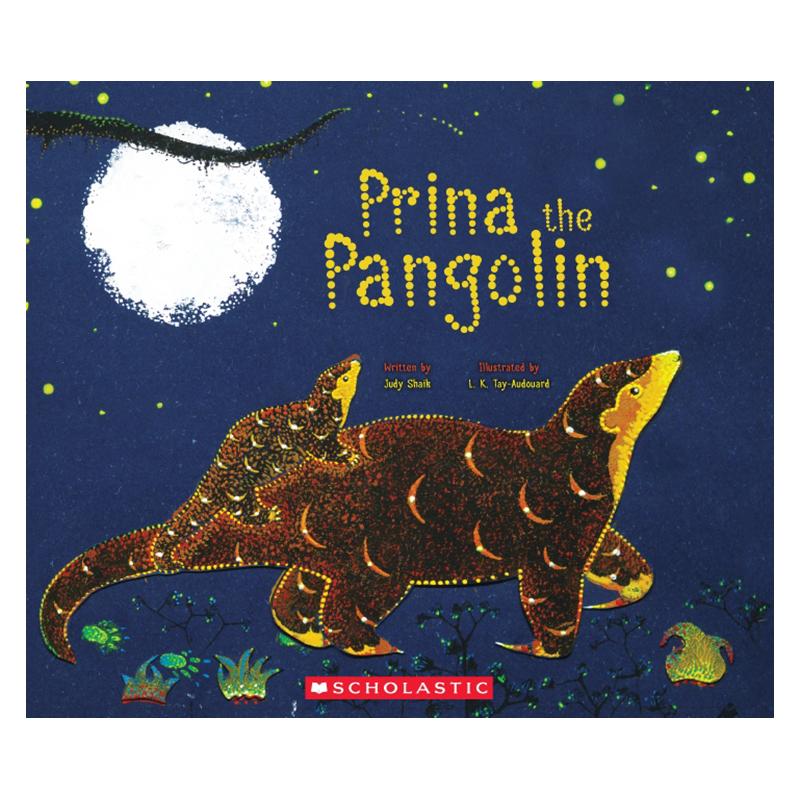 Prina The Pangolin