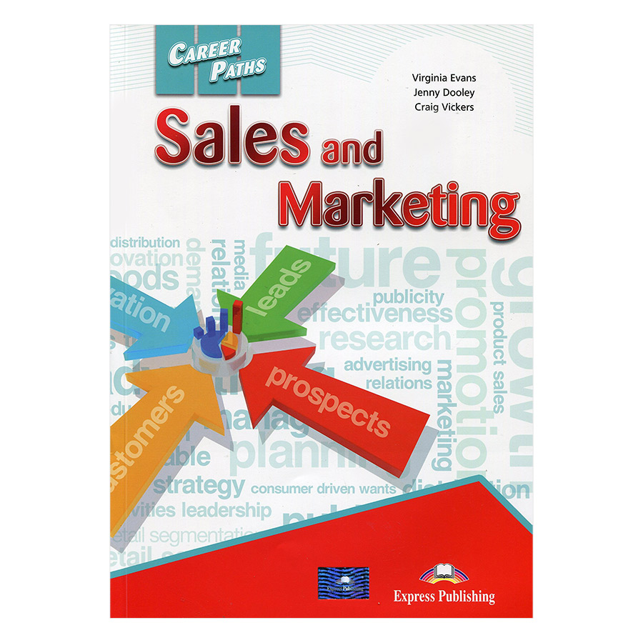 Career Paths Sales And Marketing (Esp) Student's Book With Crossplatform Application