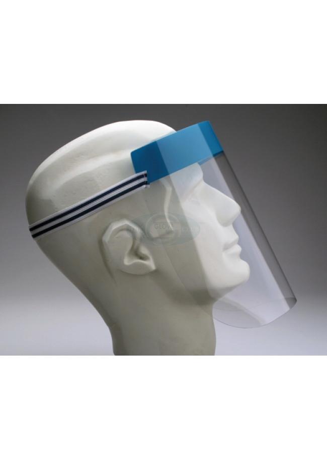Tấm kính che mặt chống giọt bắn bảo vệ mắt mũi - giao màu ngẫu nhiên