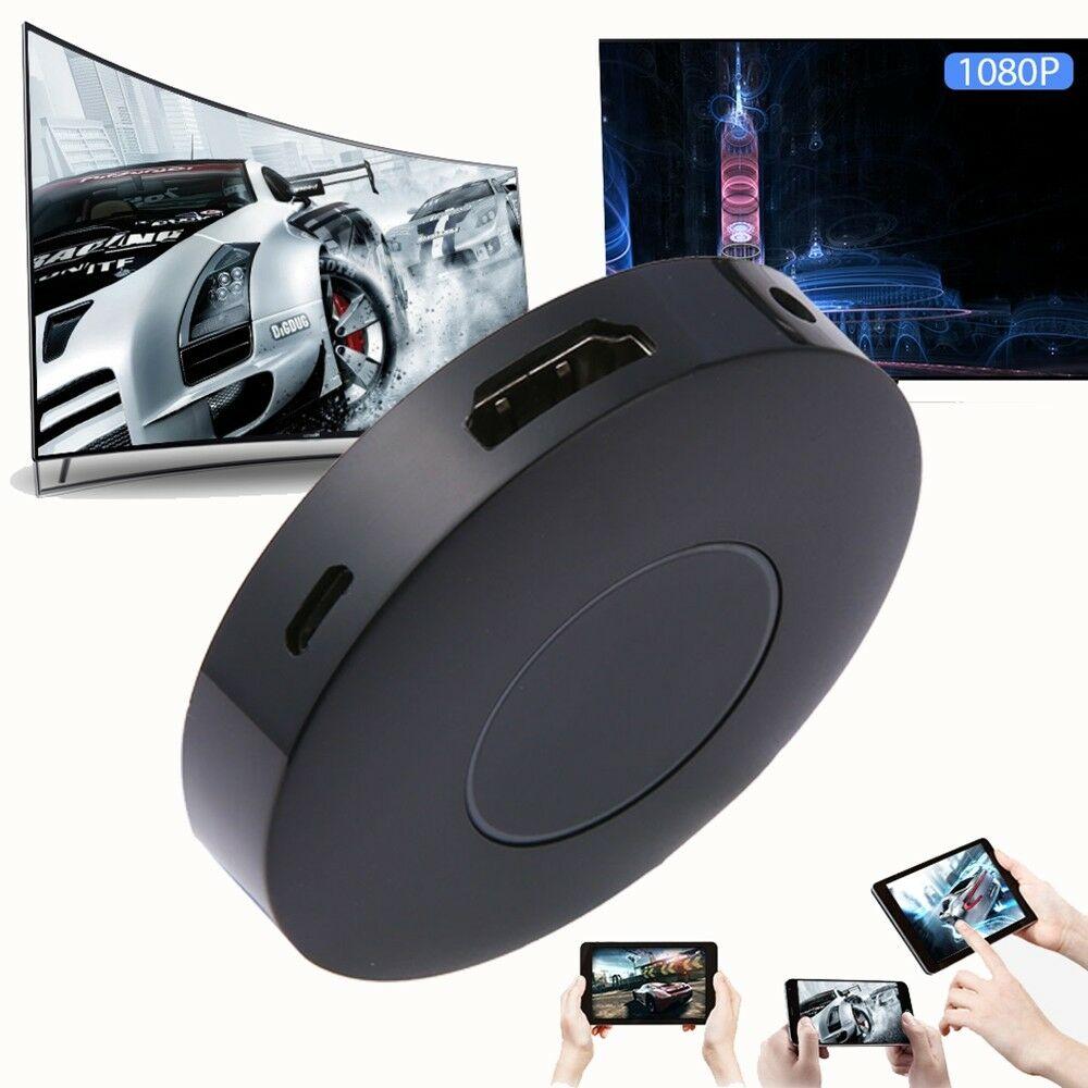 Thiết Bị HDMI Không Dây Kết Nối Điện Thoại Với TV Q1 Hỗ Trợ Kết Nối AV AZONE