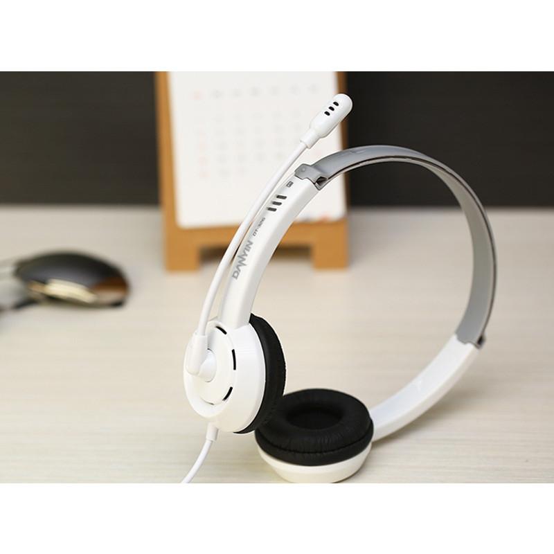 Tai nghe chơi game DT-326 (Âm thanh sống động chuyên dụng game thủ, streamer) - Hàng nhập khẩu
