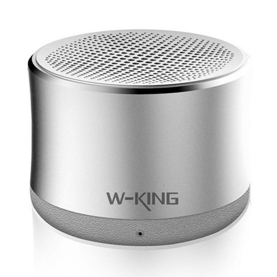 Loa Bluetooth kim loại Wking W7 Hàng chính hãng