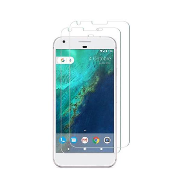 Dán màn hình Google Pixel full GOR chống vân tay Hộp 2 miếng - Trong suốt - Hàng chính hãng