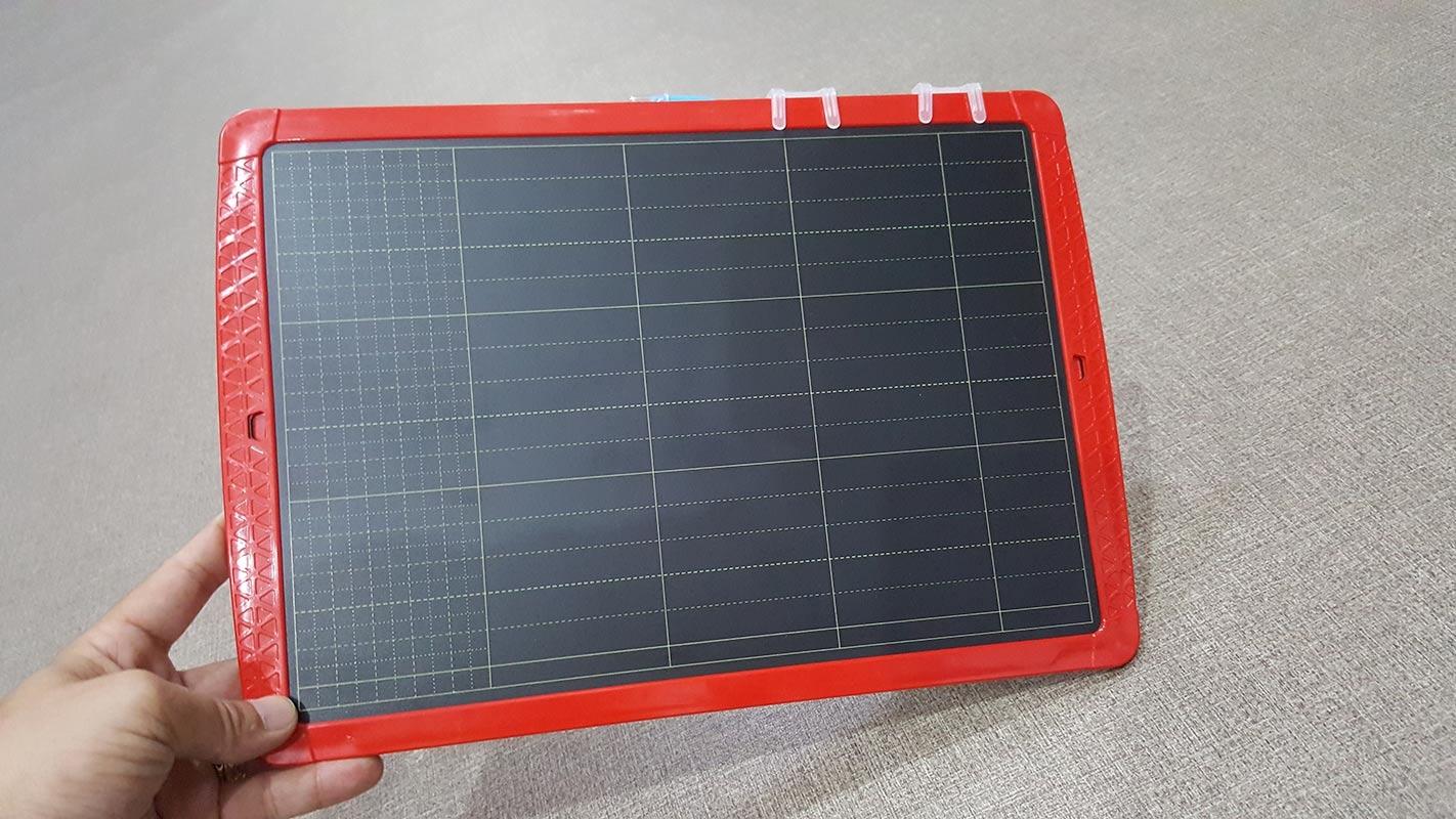 Bảng Bộ Học Sinh B-015/DO - Màu Đỏ