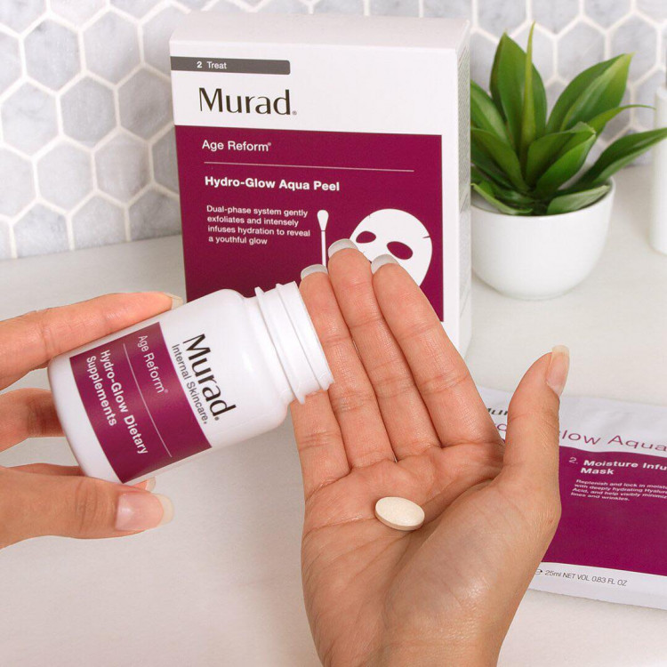 Hydro-Glow Dietary Supplements Murrad Việt Nam 4