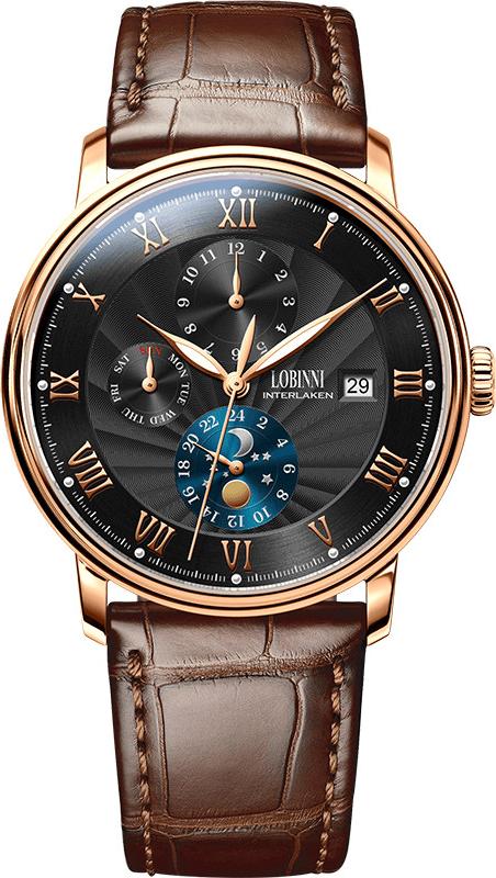 Đồng hồ nam chính hãng Lobinni No.1023LT-1 ( Phiên bản Đặc biệt )
