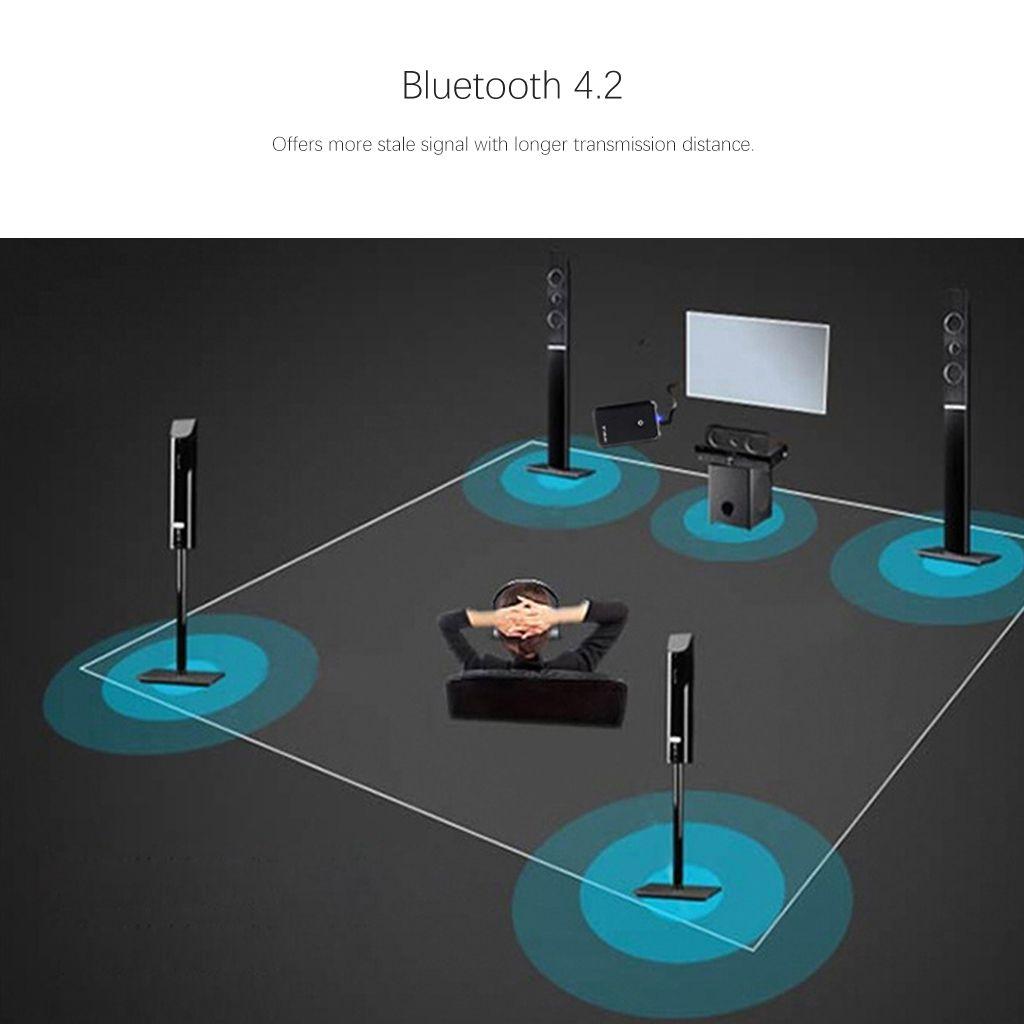 Thiết Bị Truyền Nhận Bluetooth 2 in 1 YPF-03 Tặng kèm đầu OTG Micro usb sang Usb