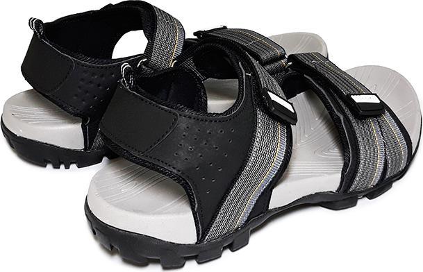 Giày Sandal Nam Quai Ngang Termo TRM34 Đen