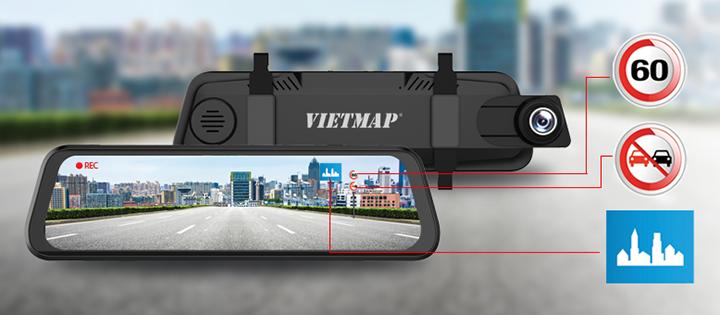 Camera Hành Trình Cảnh Báo Giao Thông VIETMAP G39