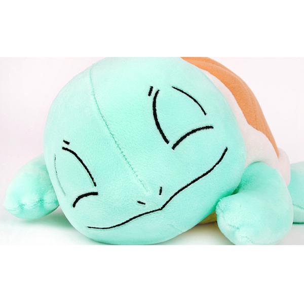 Gấu bông pokemon squirtle - Rùa kini ngủ say (30 cm) gb74