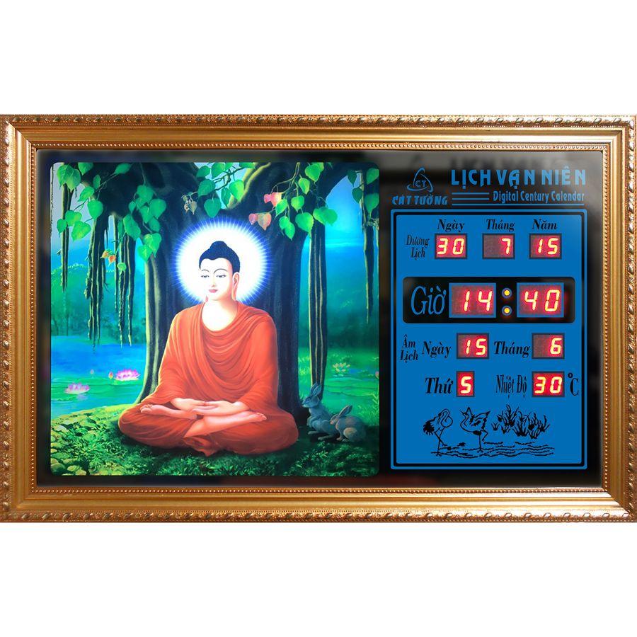 Đồng hồ lịch vạn niên Cát Tường 55647