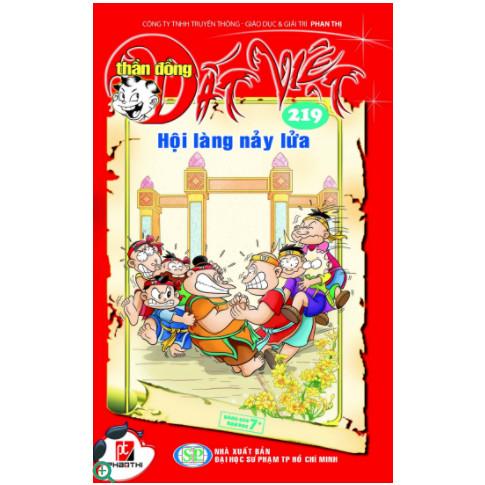 Thần Đồng Đất Việt 219: Hội Làng Nảy Lửa