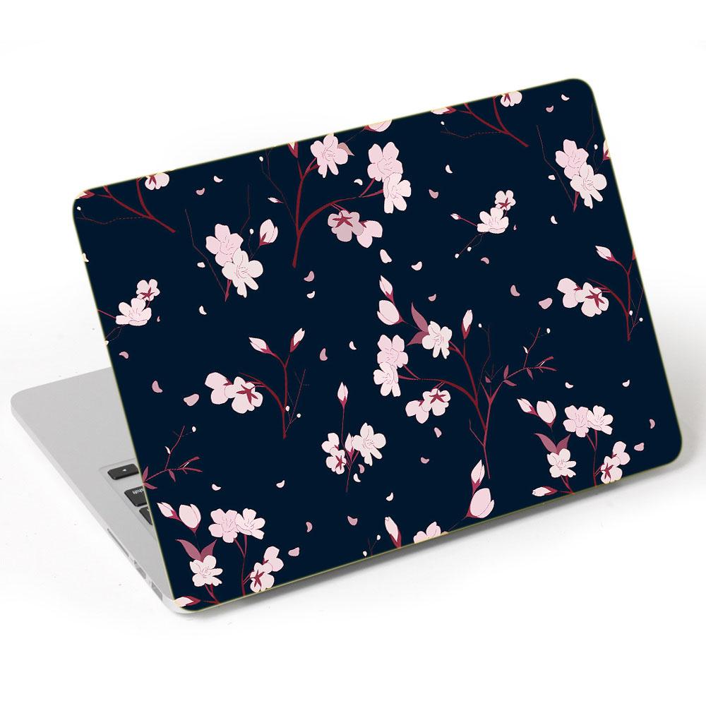 Miếng Dán Trang Trí Mặt Ngoài + Lót Tay Laptop Hoạt Văn LTHV - 445