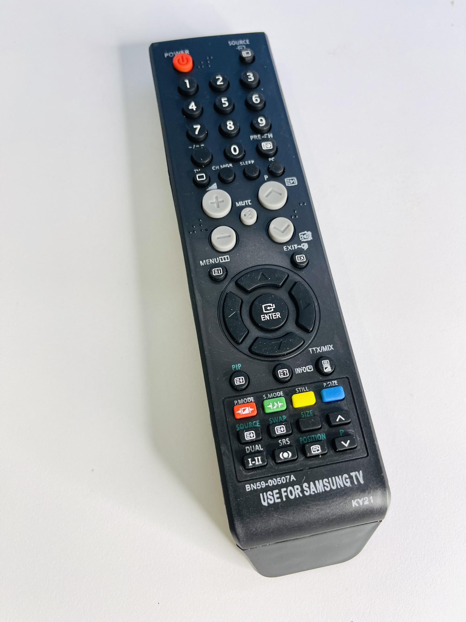 điều khiển cho tivi samsung BN59 00507A (SP 1834)