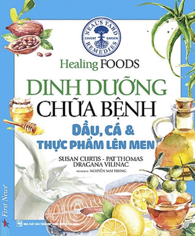 Bộ sách dinh dưỡng chữa bệnh 1