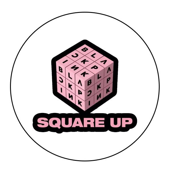 Miếng dán điện thoại Blackpink square up thiết kế nhỏ gọn tiện lợi