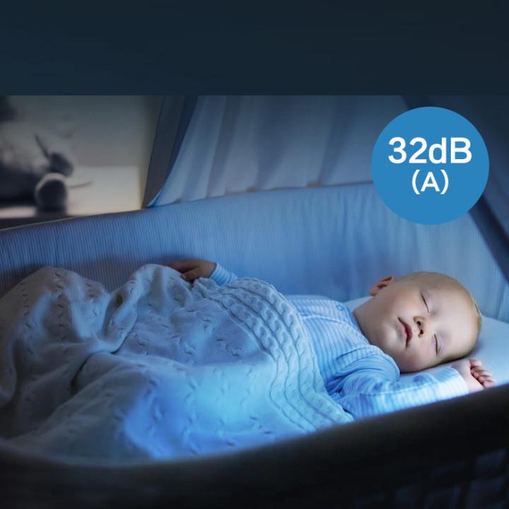 Máy lọc không khí cao cấp thương hiệu Philips AC2886 công suất 56W tích hợp 3 chế độ hoạt động thông minh cùng công nghệ lá chắn vi VitaShield IPS - Hàng Nhập Khẩu