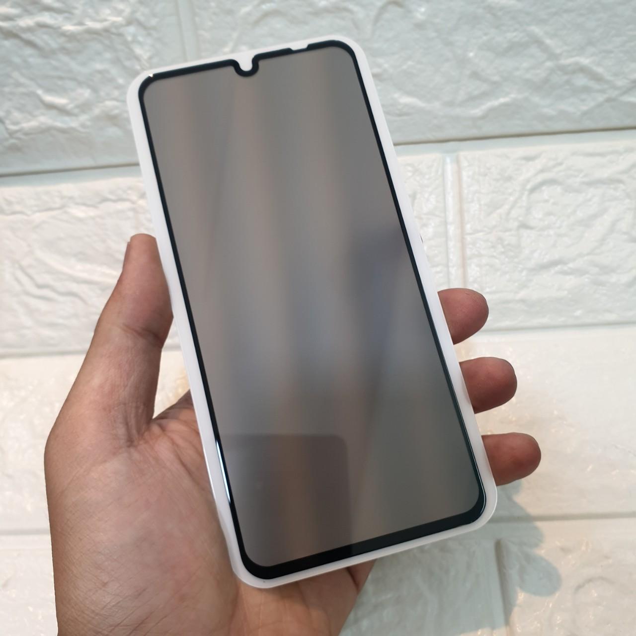Kính Cường Lực Chống Nhìn Trộm Full Màn Hình Dành Cho Redmi Note 7 / Note 7 Pro