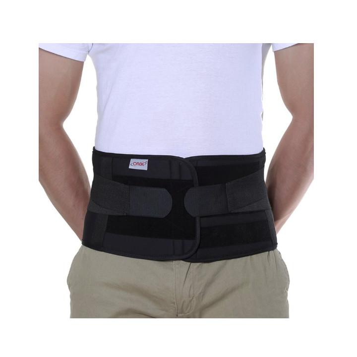 Đai thắt lưng hỗ trợ cột sống ORBE H2 cho người đau lưng thoát vị đĩa đệm, thoái hóa đốt sống - HÀNG CHẤT LƯỢNG CAO