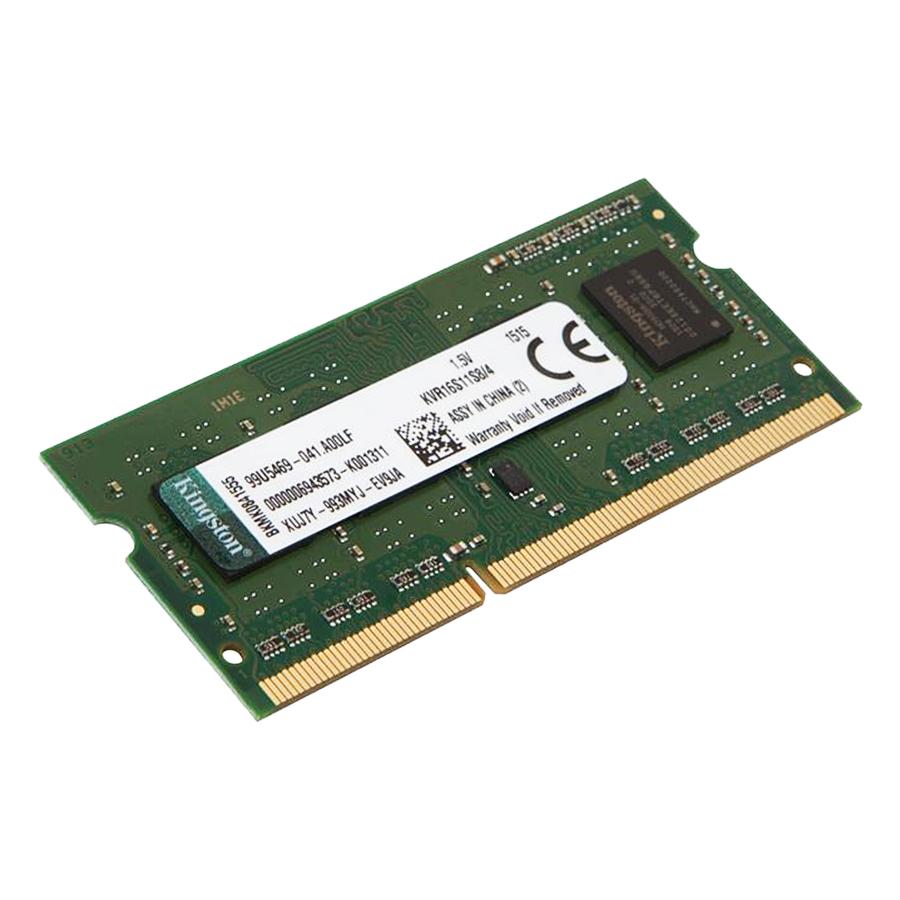 RAM Laptop Kingston 8GB DDR4 2400MHz SODIMM - Hàng Chính Hãng