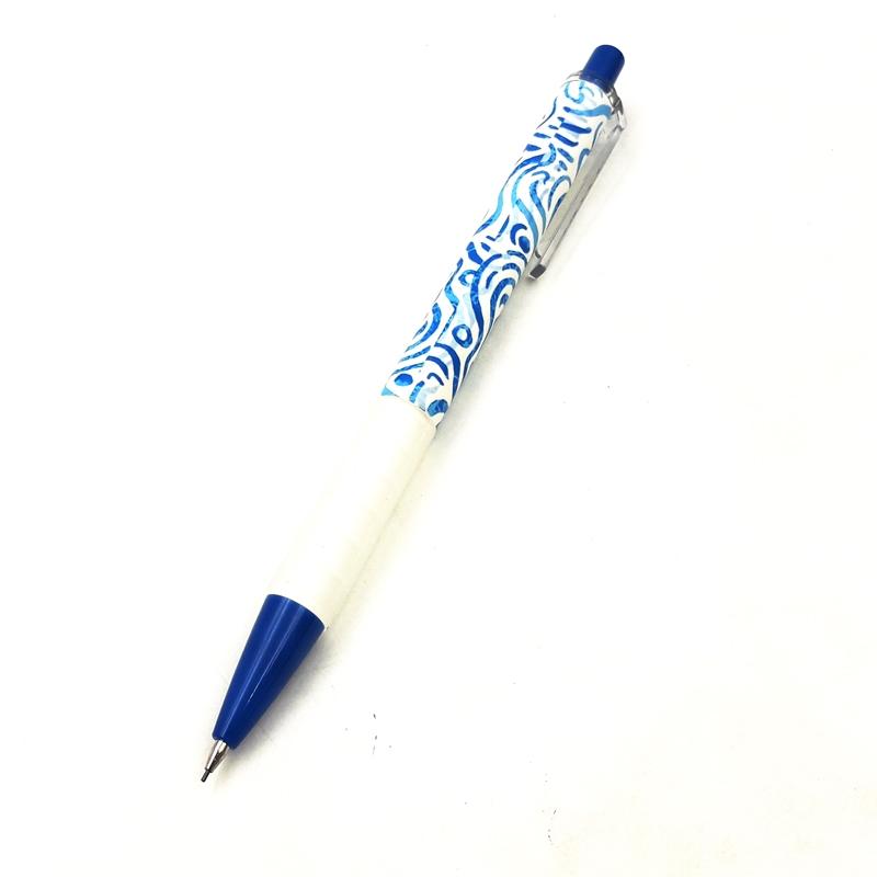 Bộ 2 Bút Chì Bấm 0.5 MP18-ME - Xanh Biển