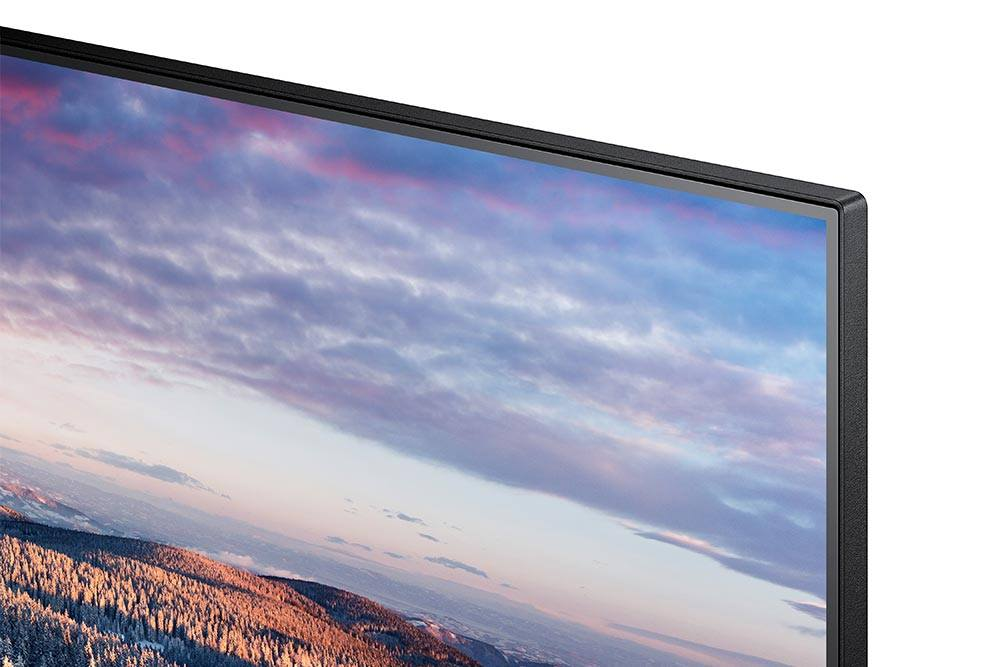Màn Hình Samsung LS24R350FHEXXV 24inch FullHD 5ms 75Hz AMD FreeSync  - Hàng Chính Hãng