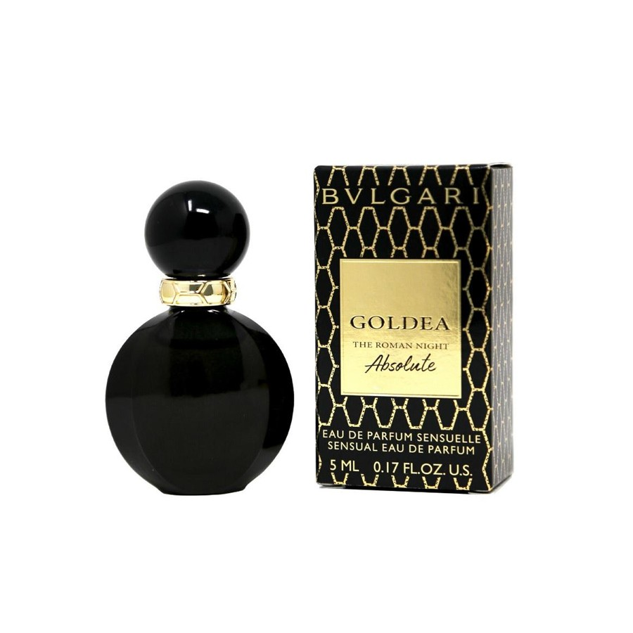 Nước Hoa Nữ Mini Bvlgari Goldea The Roman Night Absolute EDP 5ml