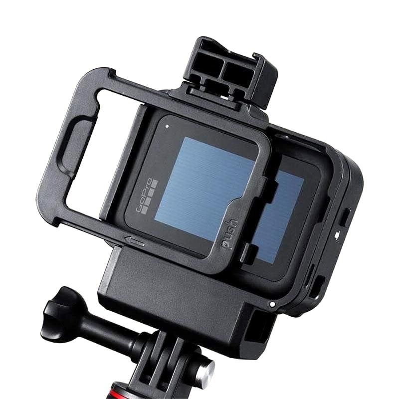 Khung vlog cho Gopro 8 Black (Nhựa)