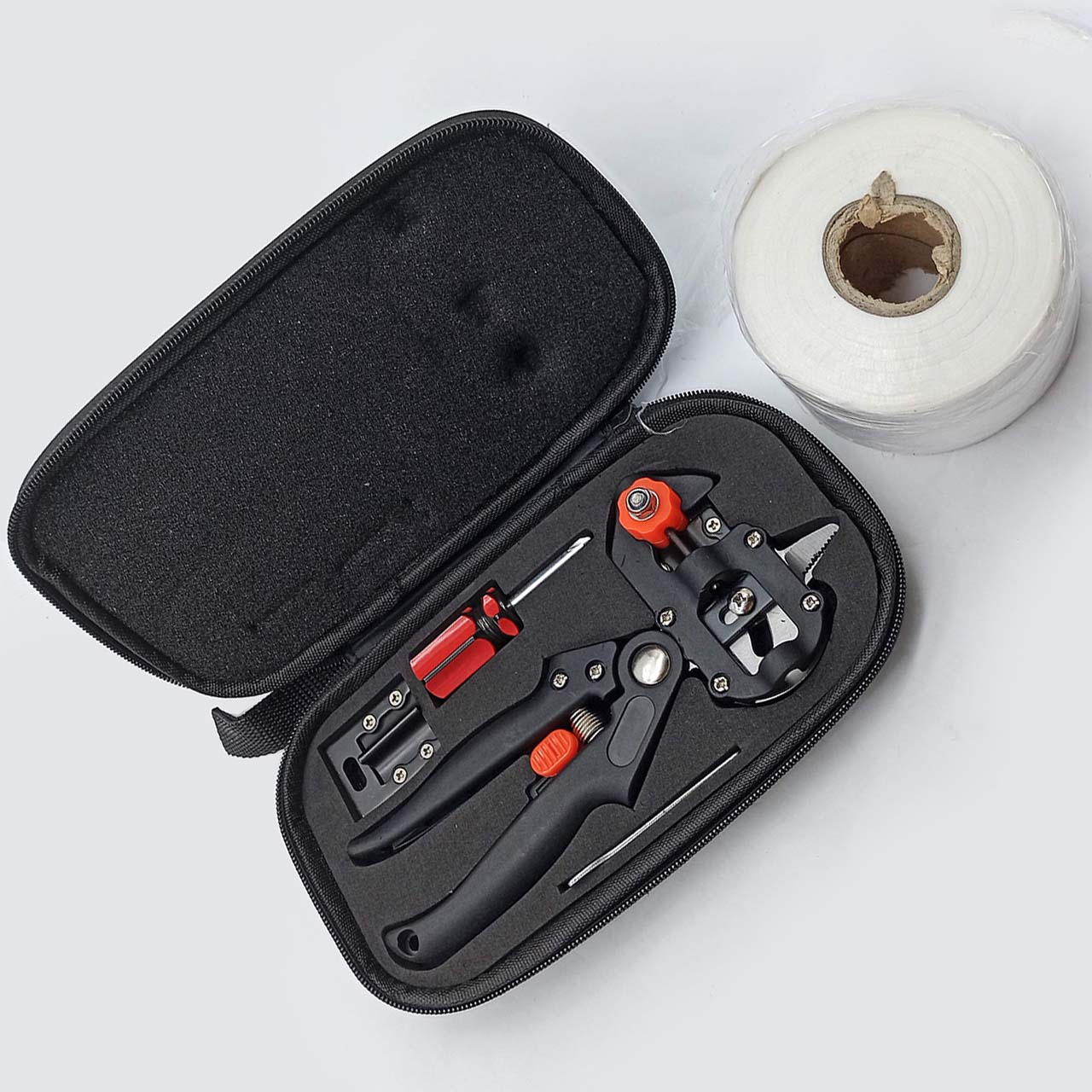 Bộ kéo ghép cành cây túi dù Kèm 1000m dây ghép siêu tiết kiệm