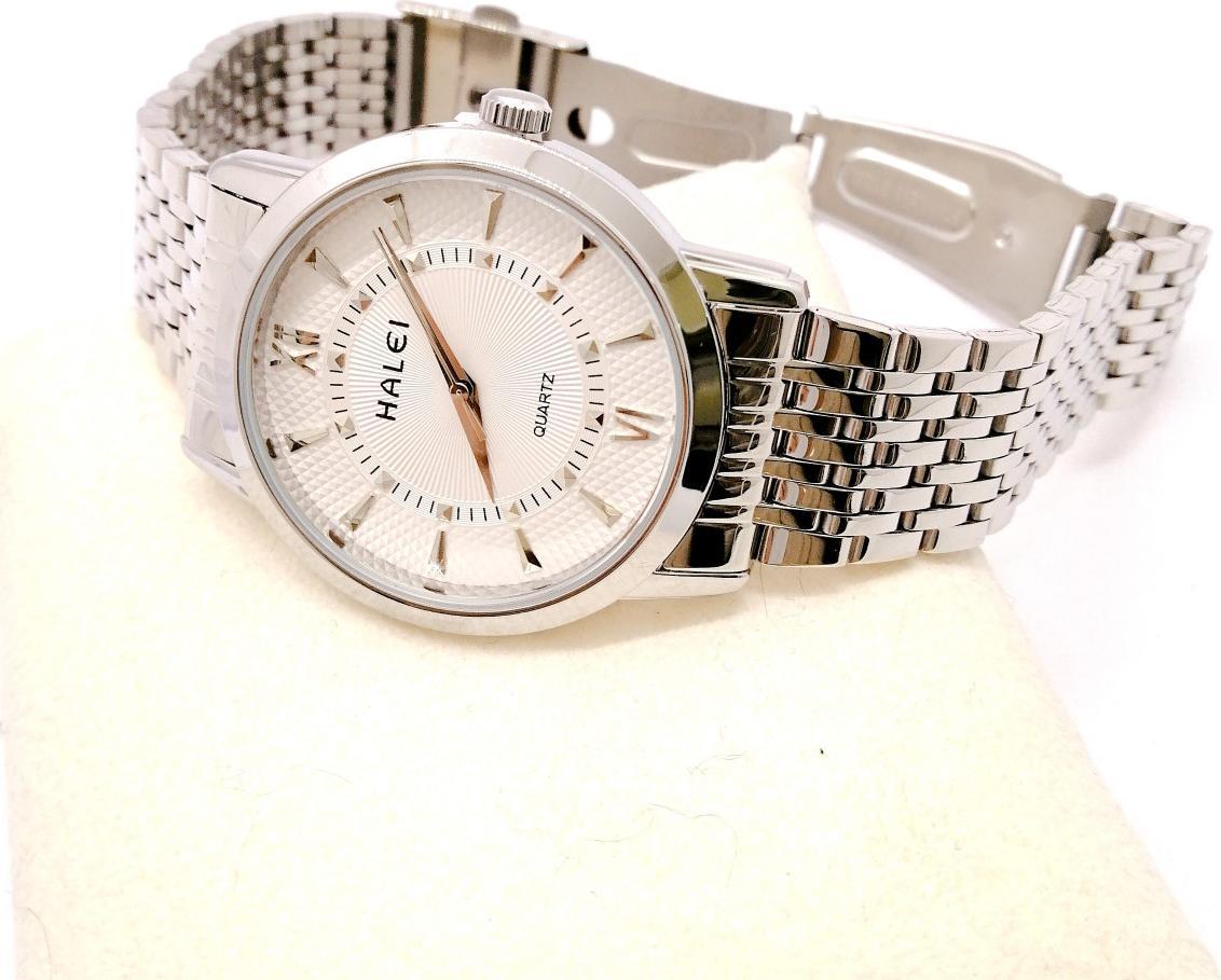 Đồng hồ Nam Halei  HL 509  + Tặng Combo TẨY DA CHẾT APPLE WHITE PELLING GEL BEAUSKIN chính hãng