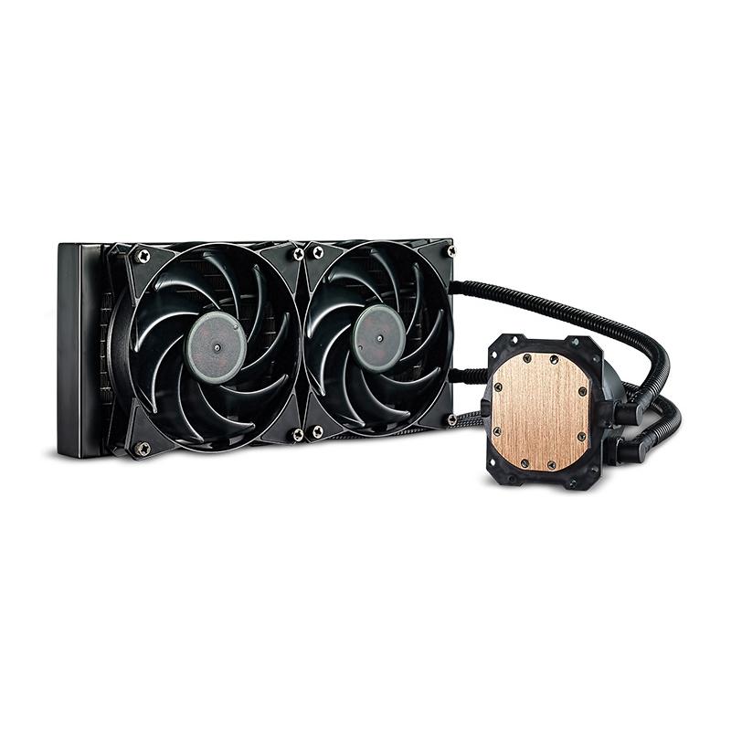 Tản Nhiệt Nước CPU Cooler Master MasterLiquid Lite 240 - Hàng Chính Hãng