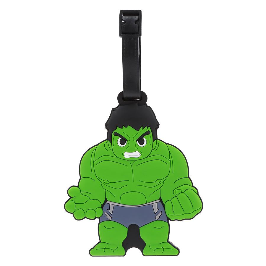 Tag Hành Lý - Luggage tag Hulk