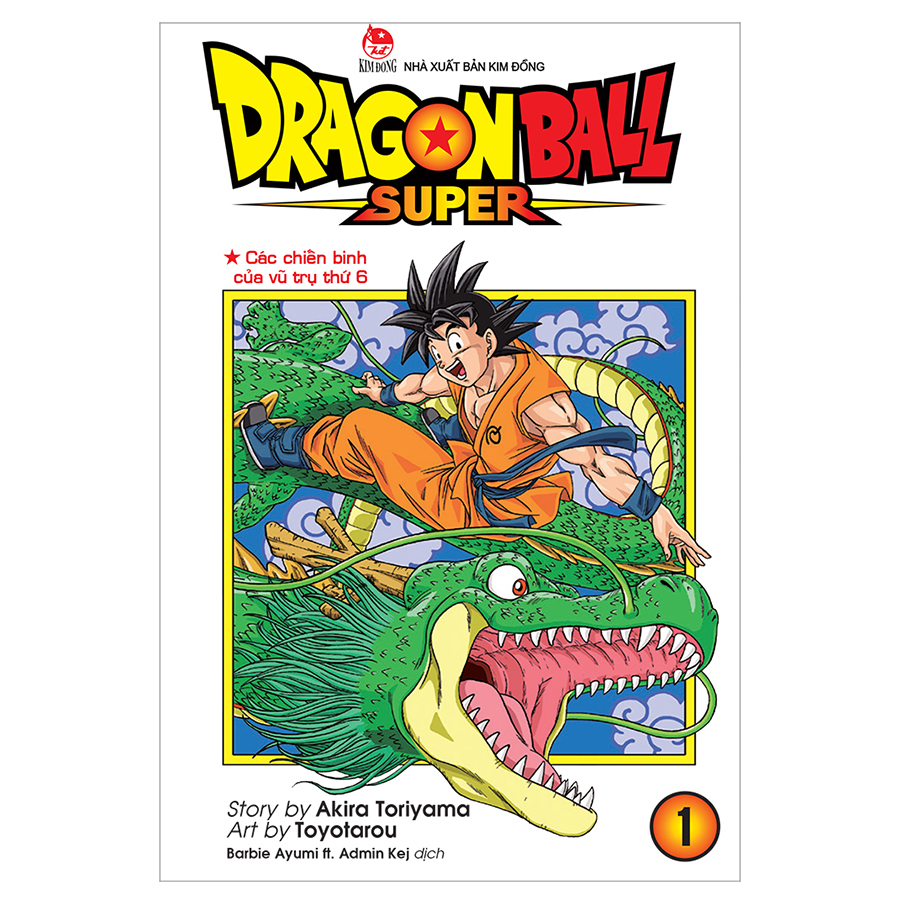 Dragon Ball Super - Tập 1